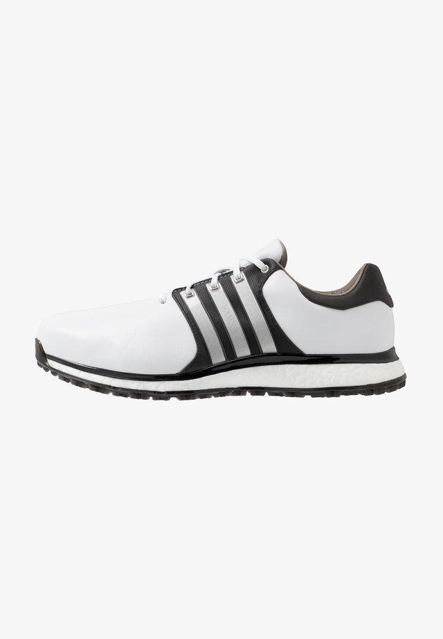 TOUR360 XT-SL - Golf shoes - footwear white/matte silver/core black