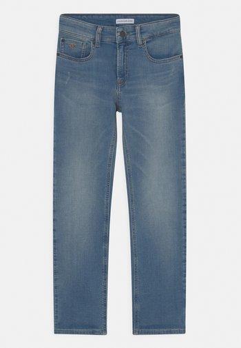 REGULAR STRAIGHT - Straight leg jeans - illuminate blue