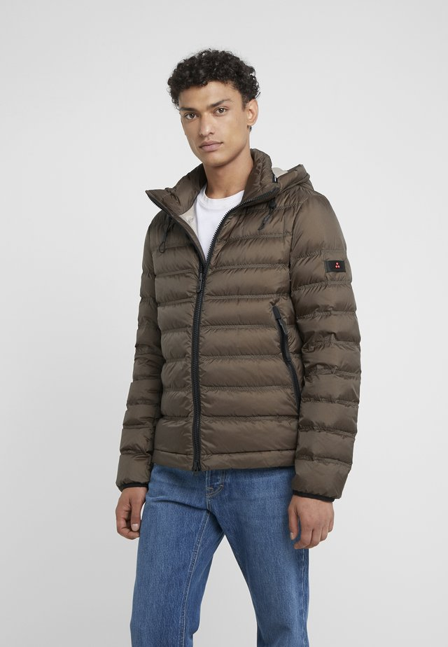 BOGGS - Down jacket - dark olive