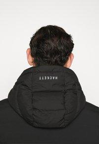 Hackett Aston Martin Racing - Gewatteerde jas - black - 4