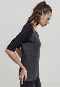Urban Classics - T-shirt con stampa - charcoal/black - 3