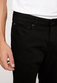 Scotch & Soda - SKIM - Slim fit jeans - stay black - 5