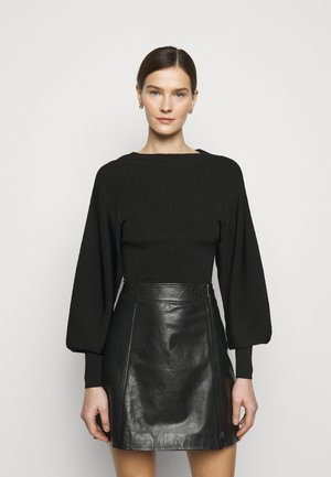COSMICO - Pullover - black