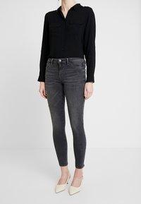edc by Esprit - Jeans Skinny Fit - black medium wash - 2