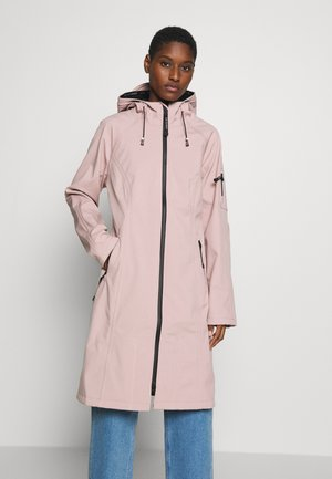 RAIN - Parka - adobe rose