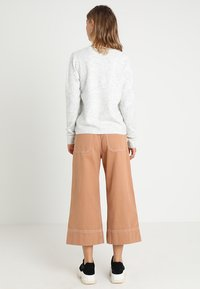 Vero Moda - VMIVA - Jumper - light grey melange/w. snow melange - 2