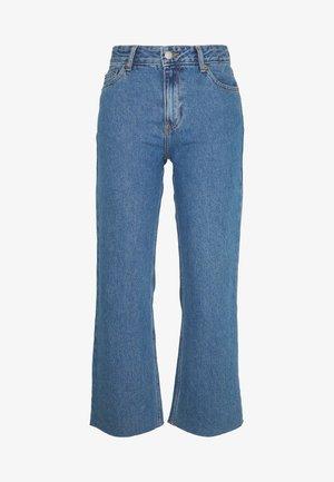 CADELL - Straight leg jeans - retro sky blue