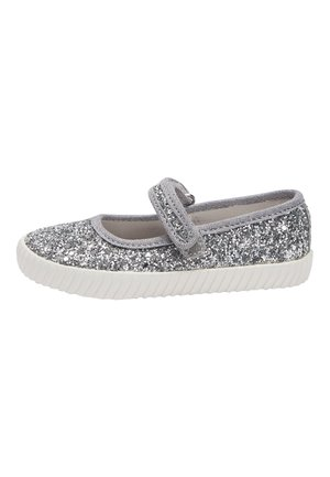 SILVER GLITTER MARY JANE PUMPS (YOUNGER) - Babies - silver