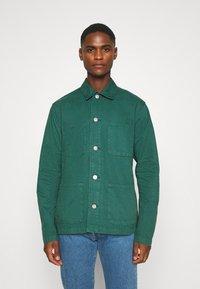 Selected Homme - SLHLOOSETONY OVERSHIRT - Summer jacket - forest biome - 0