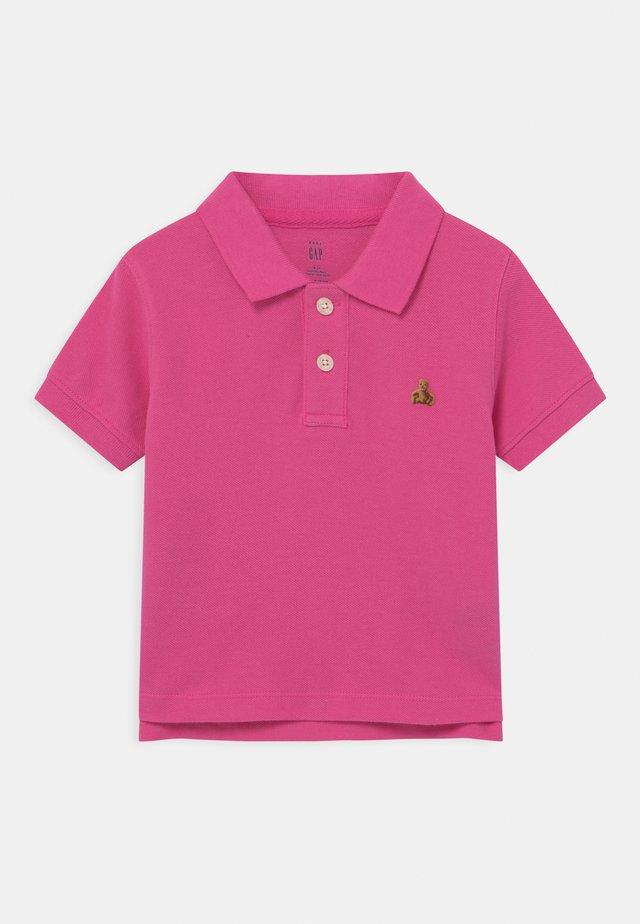 TODDLER BOY  - Poloshirt - pink azalea