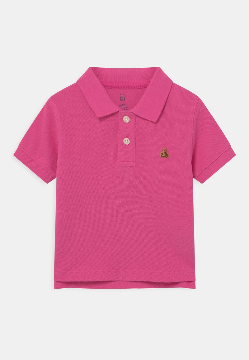 GAP - TODDLER BOY  - Poloshirt - pink azalea