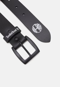 Timberland - BELT UNISEX - Belt - black - 1