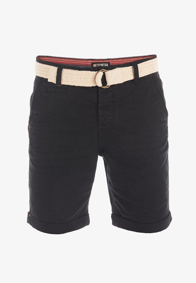 RIVHENRY - Shorts - black
