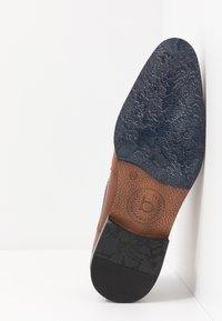 Bugatti - LUCAS - Business-Schnürer - cognac - 4