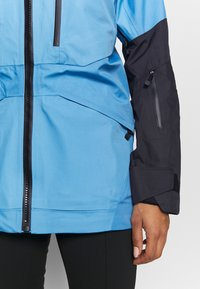 The North Face - BRIGANDINE FUTURELIGHT JACKET - Hardshell jacket - ether light blue/tnf black - 6