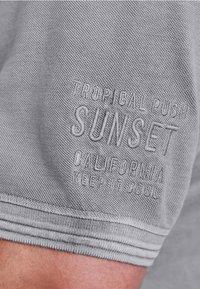 LERROS - Polo shirt - soft grey - 4