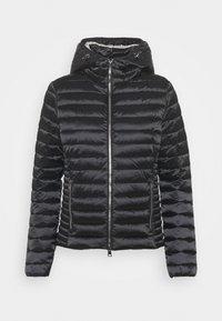 Champion - HOODED JACKET - Winter jacket - black - 4