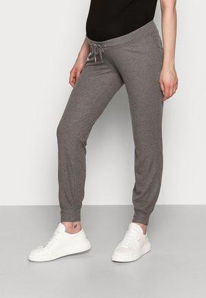 MLKEHLA PANT - Træningsbukser - medium grey melange