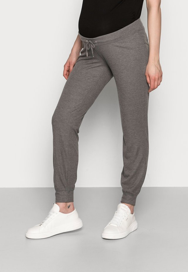 MLKEHLA PANT - Trainingsbroek - medium grey melange
