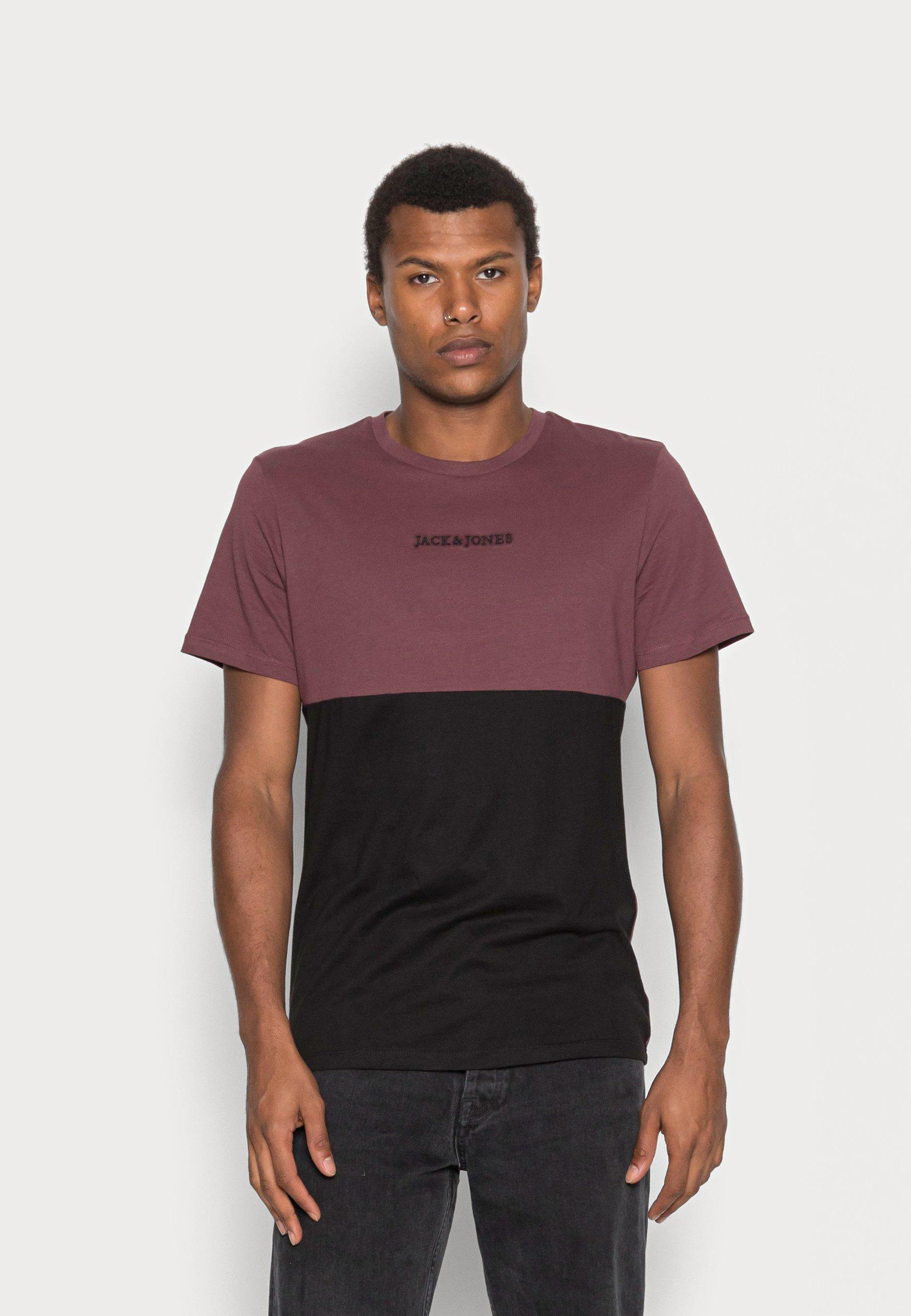 Herren JORLENS TEE CREW NECK - T-Shirt print
