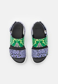Versace - Sandals - jacaranda/mint/gold - 3