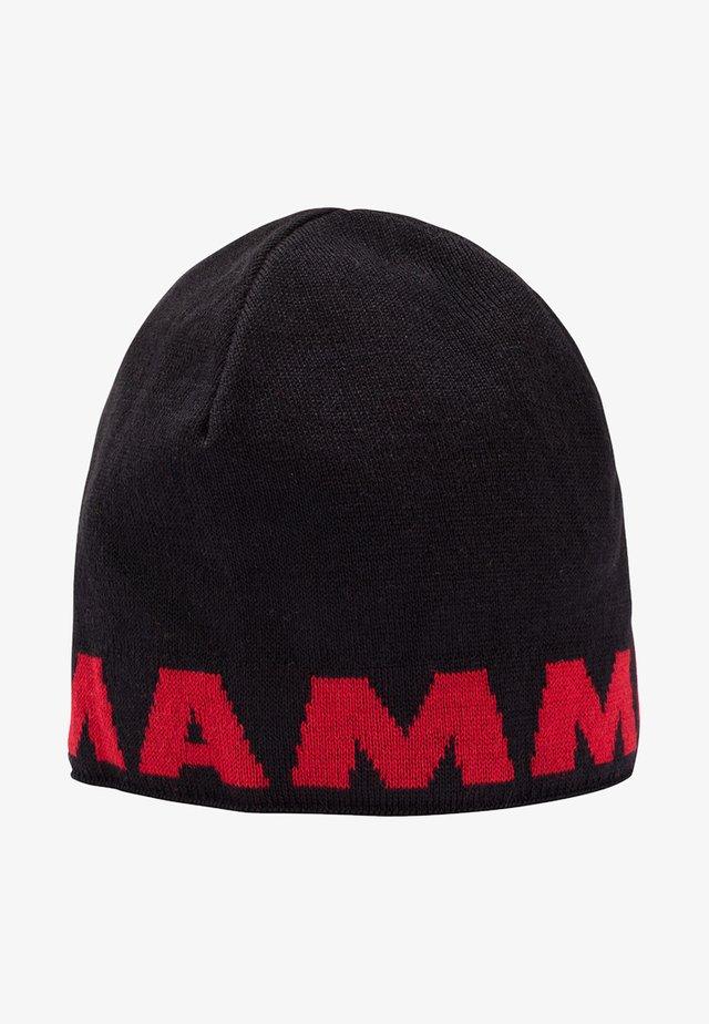 LOGO - Mütze - black