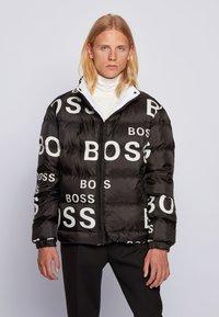 BOSS - DISER - Down jacket - black - 0