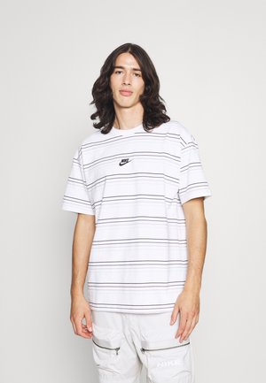 TEE PREM  - Print T-shirt - white