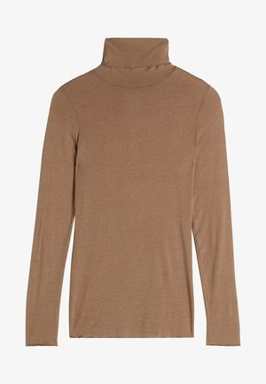 HOCHGESCHLOSSENES ULTRALIGHT - Pyjama top - brown
