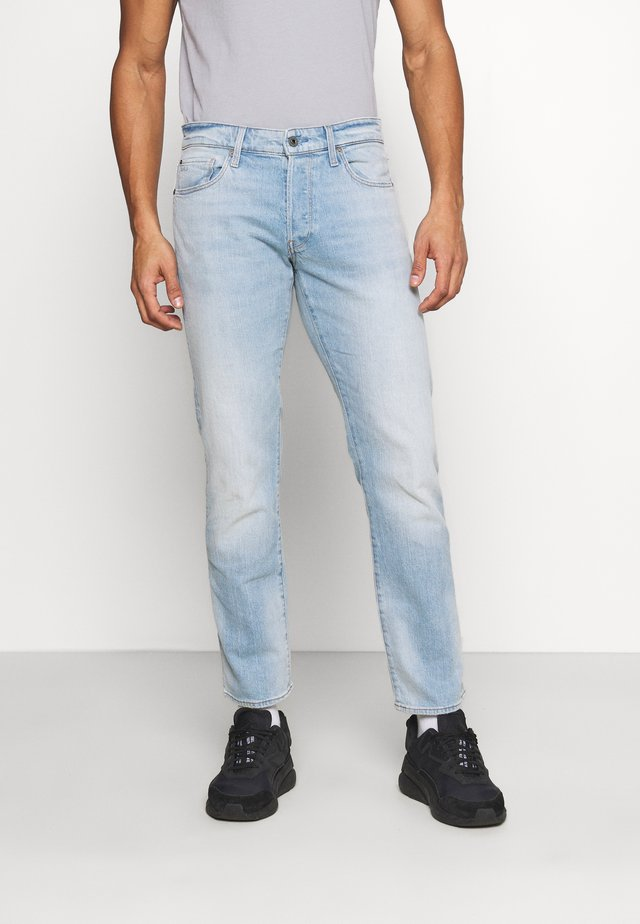 STRAIGHT - Jeans straight leg - vintage glacial blue