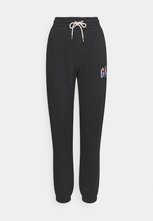 SHINE JOGGER - Tracksuit bottoms - charcoal heather