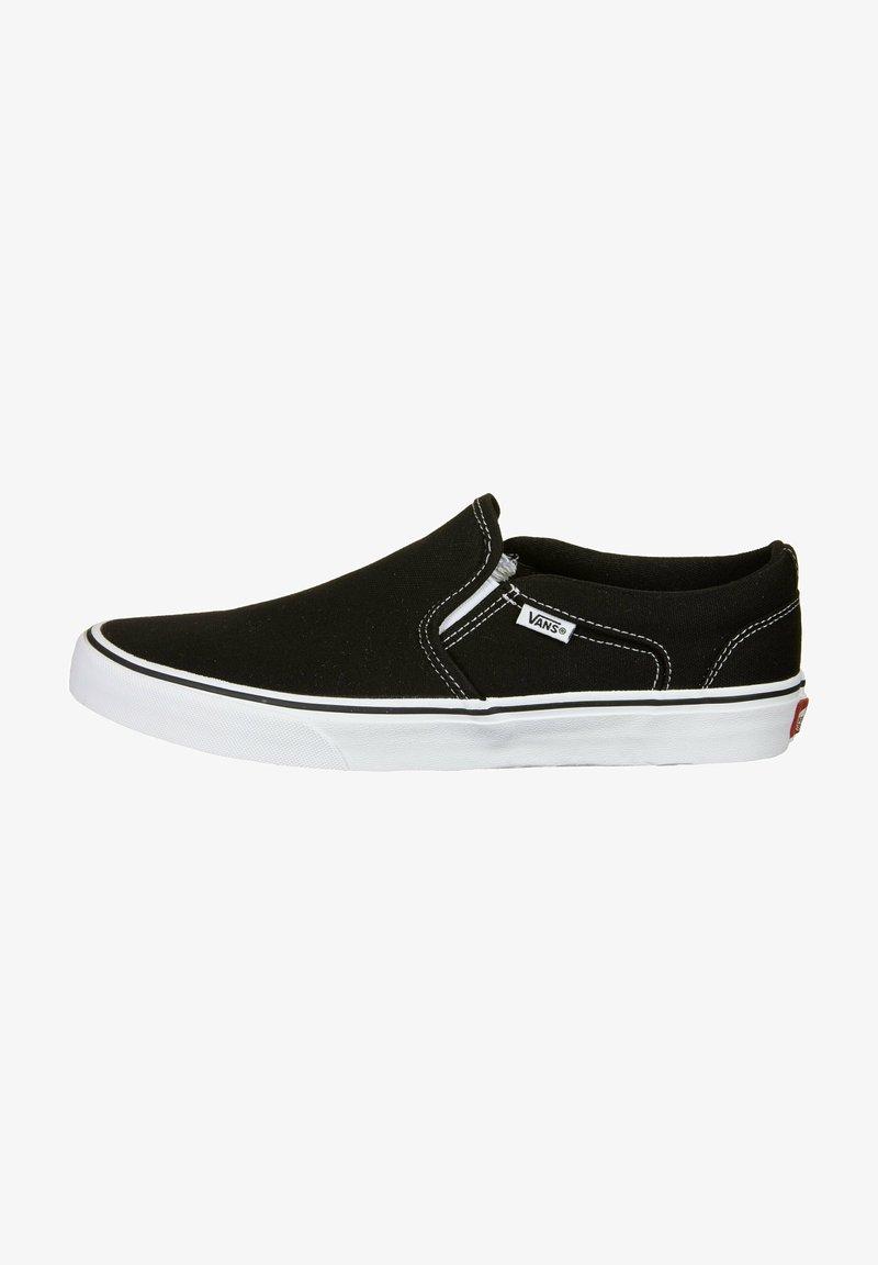 Vans - Trainers - black white