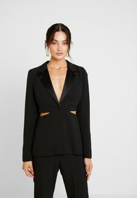 4th & Reckless - MELODY JACKET - Blazer - black - 0