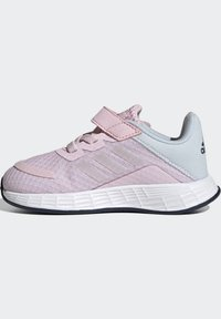adidas Performance - DURAMO SL SHOES - Sportschoenen - clear pink/iridescent/halo blue - 5