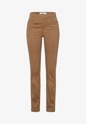 STYLE SHAKIRA - Trousers - walnut