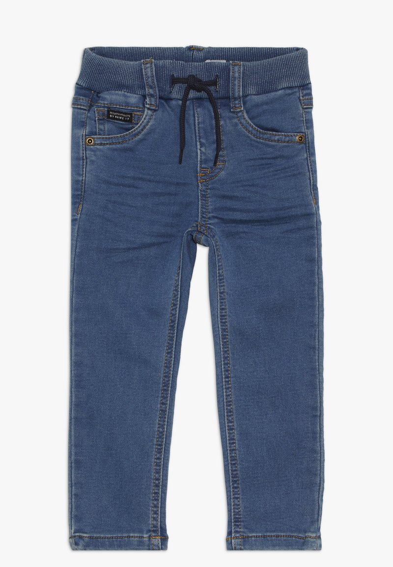 Name it - NMMROBIN PANT - Slim fit jeans - medium blue denim