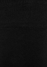 s.Oliver - 8 PACK - Calze - black - 1