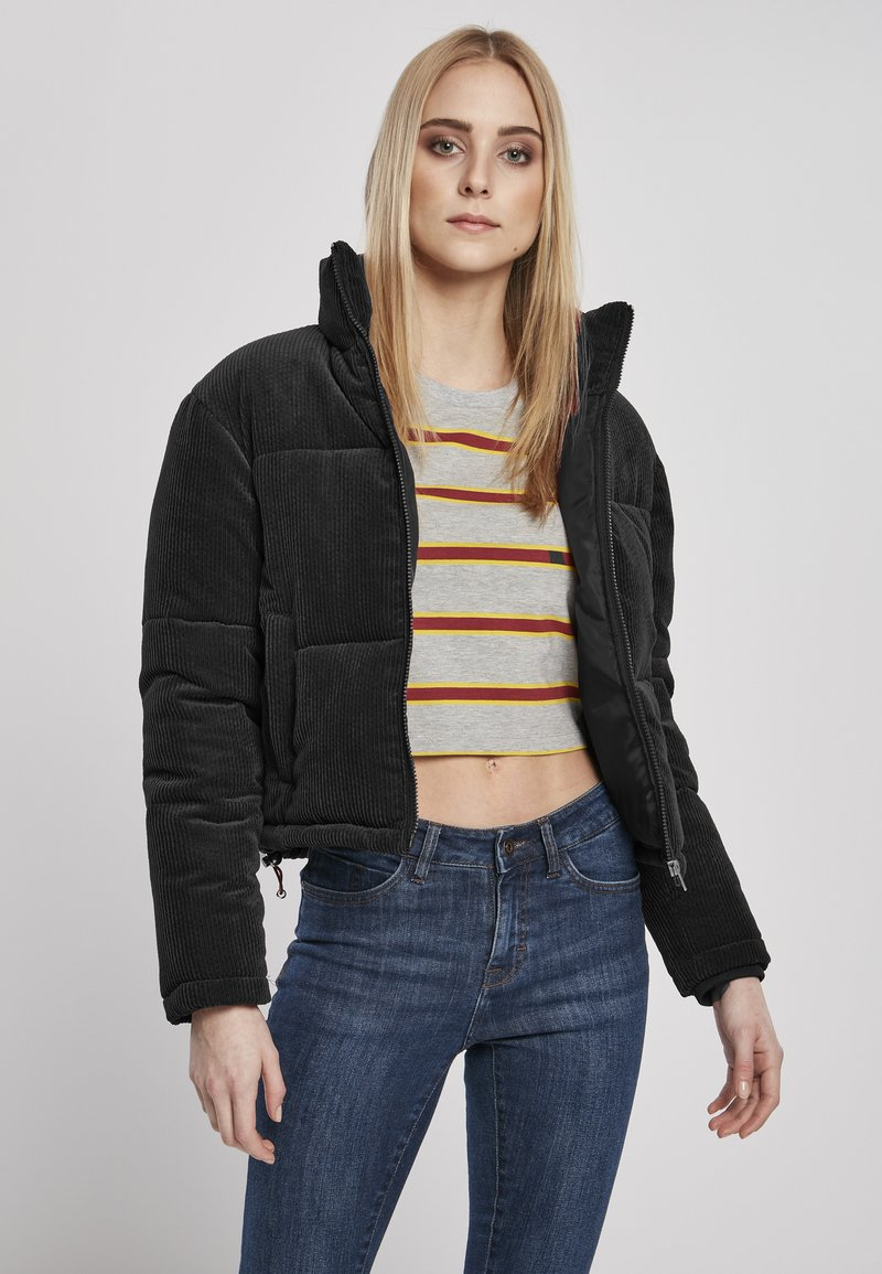 Urban Classics - Winter jacket - black