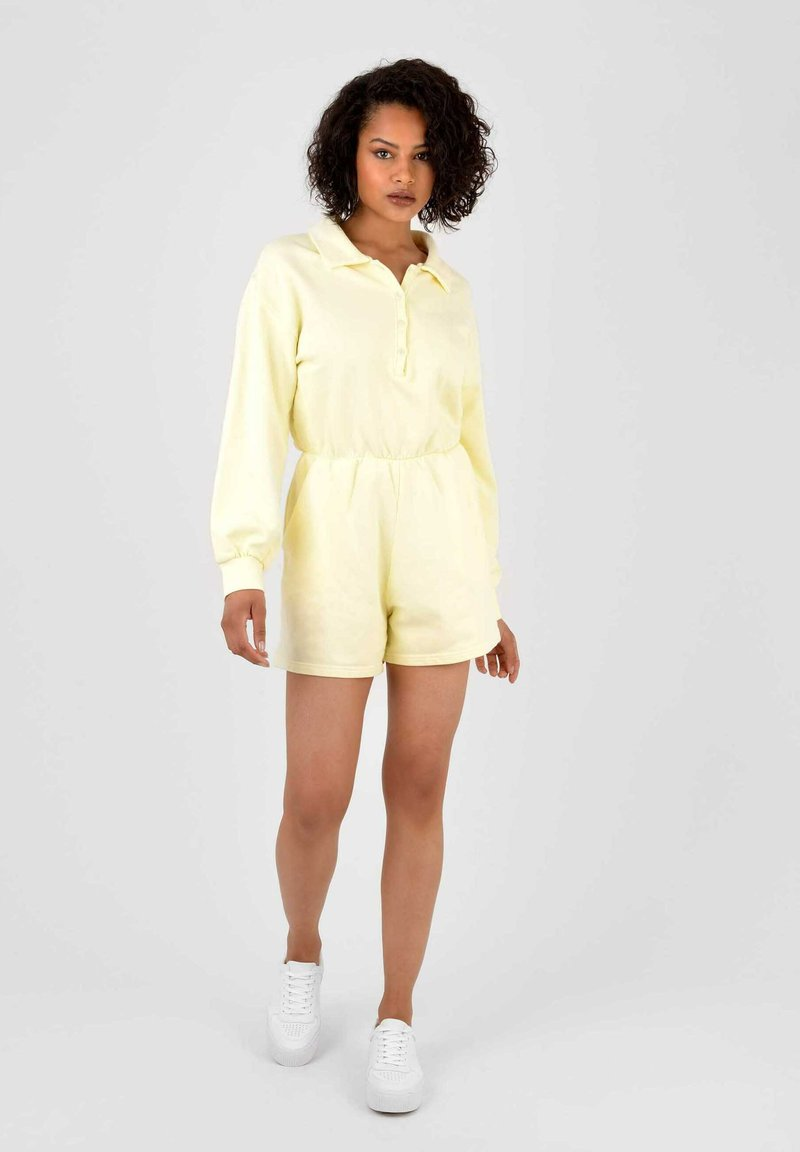 Ro&Zo - Jumpsuit - light yellow