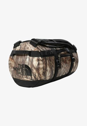 Sports bag - kelp tan forst floor print/blk