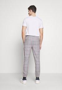 D-STRUCT - RICCO - Trousers - tartan - 2
