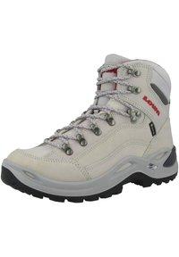 Lowa - Hiking shoes - grau-rot (320945-9034) - 2