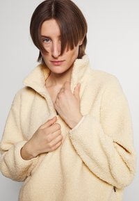 Cotton On Body - CROP  - Sweat polaire - natural - 3