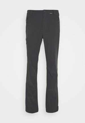 BOUTON - Trousers - anthracite