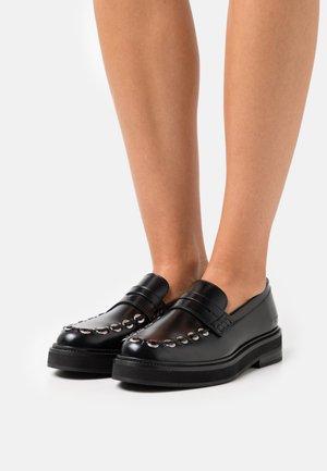 CHAUSSURES - Slip-ons - black