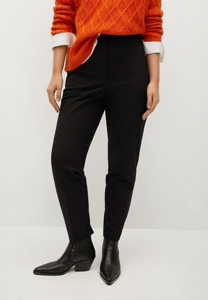 JOSE8 - Trousers - schwarz