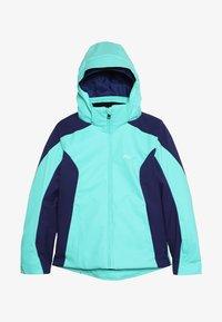 Kjus - GIRLS FORMULA JACKET - Ski jacket - myst sea/into blue - 4
