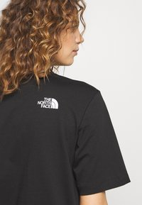 The North Face - SIMPLE DOME - Jednoduché triko - black - 3