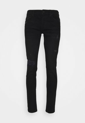 ONSLOOM LIFE   - Jeansy Slim Fit - black denim