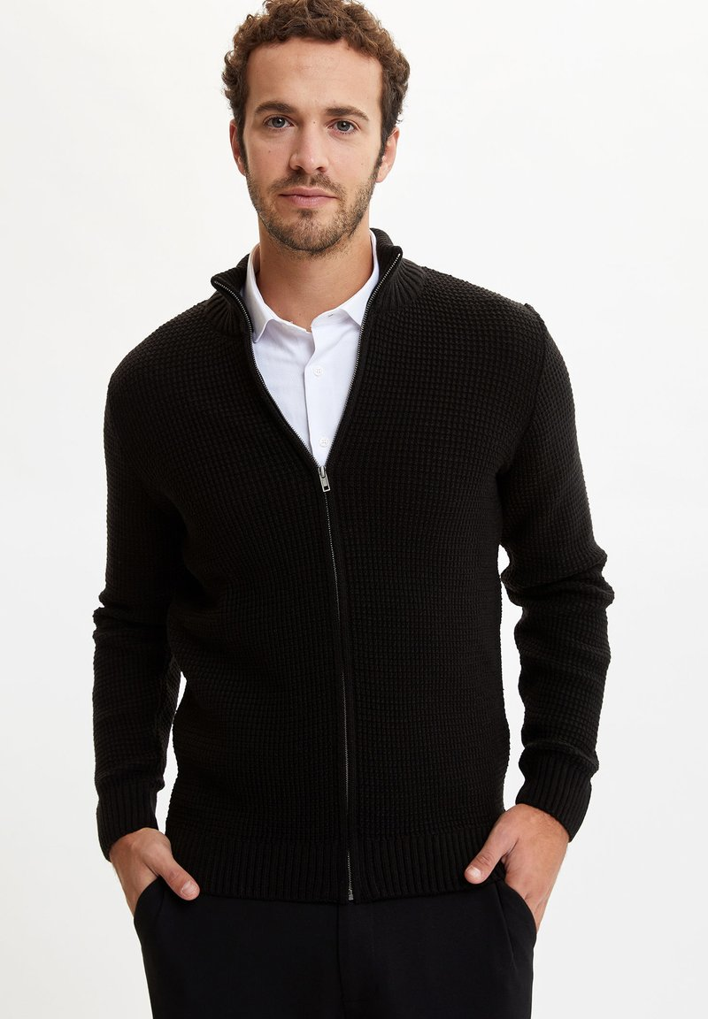 DeFacto - Cardigan - black